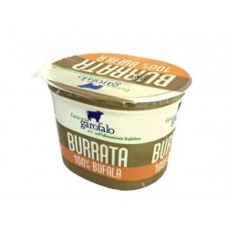 Burrata 100% Bufflonne (125g)
