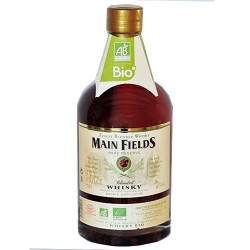 Whisky Français Bio Main Field (70cl)
