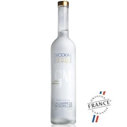 Vodka Ultra Premium La Grappe de Montpellier (70cl)