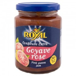 Confiture Antillaise Goyave Rose (330g)