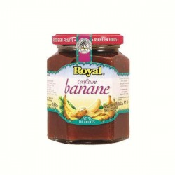 Confiture Antillaise Banane (330g)