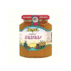 Confiture Antillais Ananas (330g)
