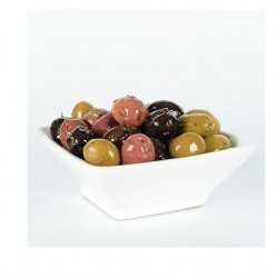 Olives Cocktail Mélange à la Sicilienne (250g)