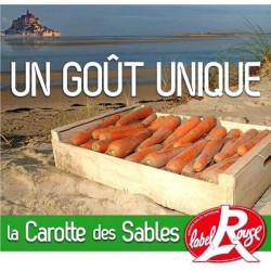 Carotte des Sables Label Rouge (600g)