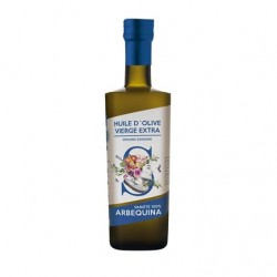 Huile d'Olive Extra Vierge 100% Arbequina (50cl)